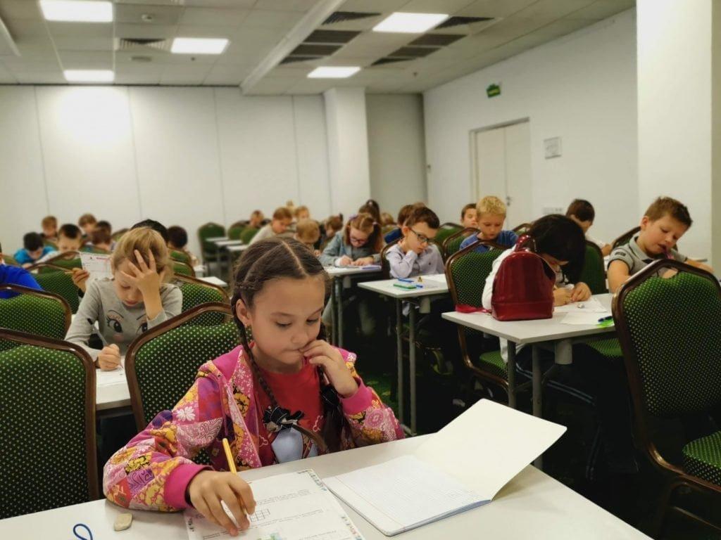 шестая олимпиада по математике