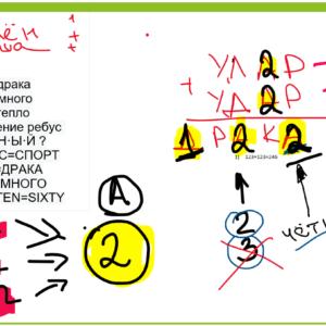 Преподаватель Систематики объясняет задачу